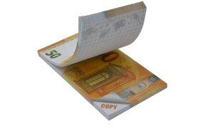 MONEY NOTES ΣΗΜΕΙΩΜΑΤΑΡΙΟ 50€